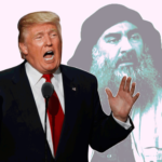 Baghdadi's Final Moments — Or At Least Trump's Version